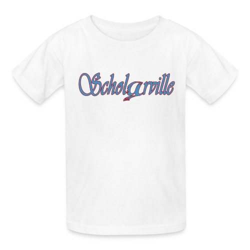 Welcome To Scholarville - Kids' T-Shirt