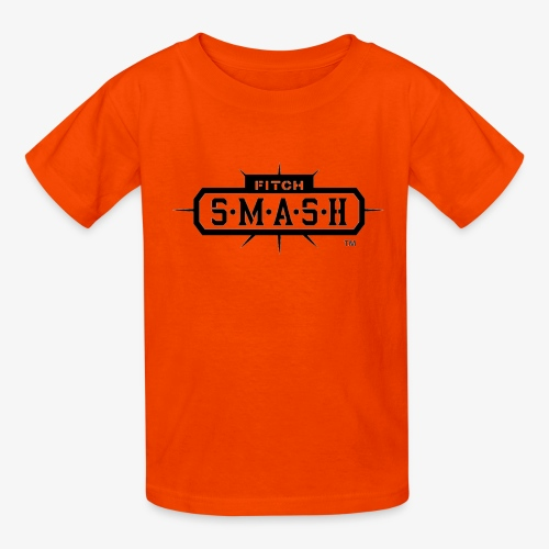 Fitch SMASH LLC. Official Trade Mark 2 - Kids' T-Shirt