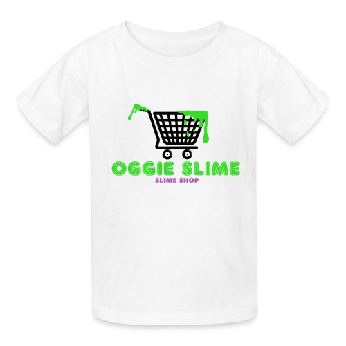 Oggie Slime (Slime Shop) Apparel - Kids' T-Shirt