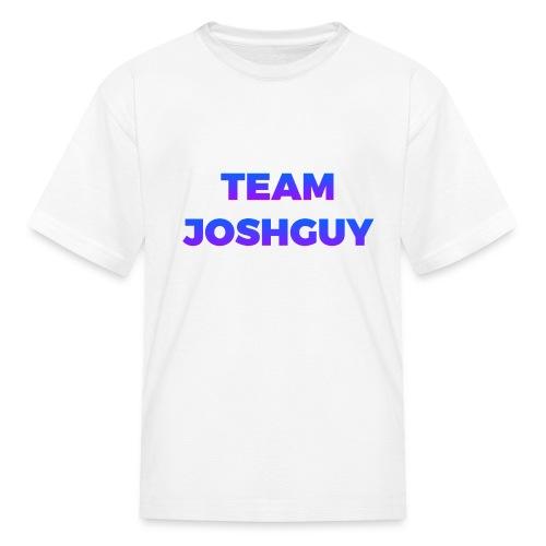 Team JoshGuy - Kids' T-Shirt
