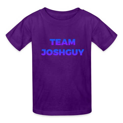 Team JoshGuy - Kids' T-Shirt