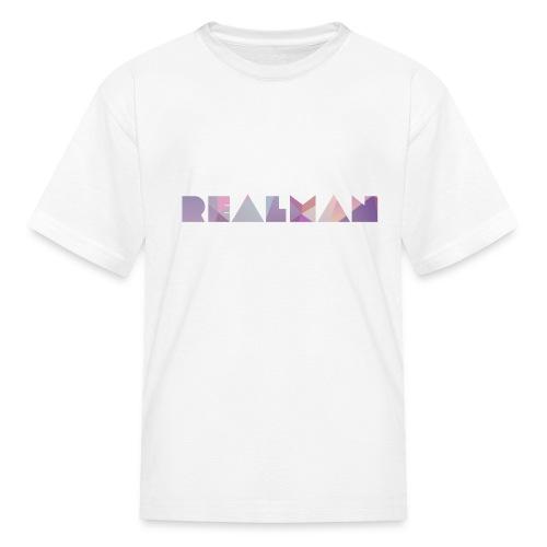 REALMAN Merch - Kids' T-Shirt