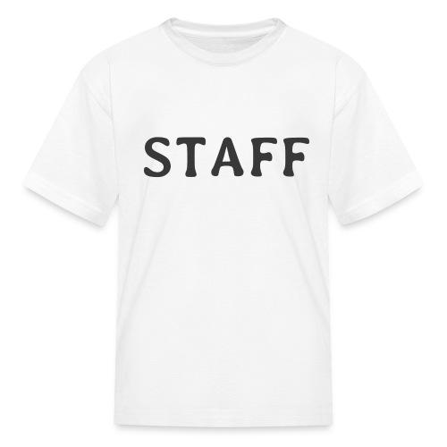 Staff - Kids' T-Shirt