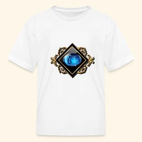 yannick logo - Kids' T-Shirt