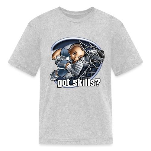 Got Skills Soccer by RollinLow - Kids' T-Shirt