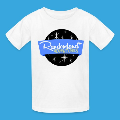 Randomland SPACE Logo - Kids' T-Shirt
