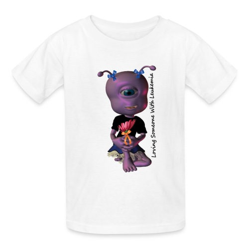 rissa purple - Kids' T-Shirt