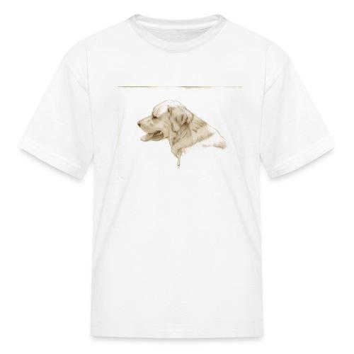 Dog TShirt - Kids' T-Shirt
