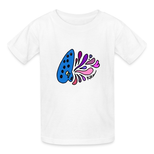 Mystical Ocarina - Kids' T-Shirt