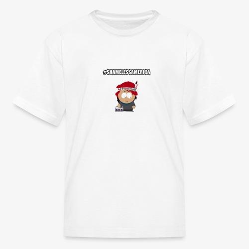 #ShamelessAmerica - Kids' T-Shirt