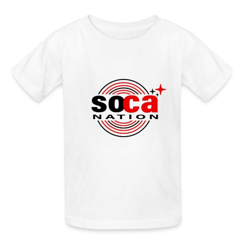 Soca Junction - Kids' T-Shirt