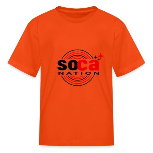 Soca Junction - Kids' T-Shirt