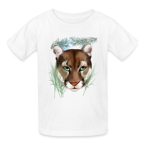 Midnight Puma - Kids' T-Shirt