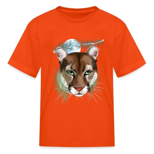 Midnight Puma - Kids' T-Shirt