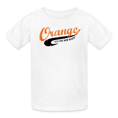 Free Piper Orange is the New Black - Kids' T-Shirt