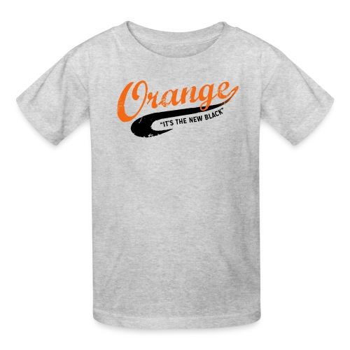 Free Piper Orange is the New Black - Kids' T-Shirt