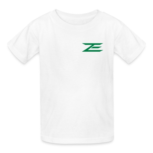 Final_ZACH_LOGO - Kids' T-Shirt