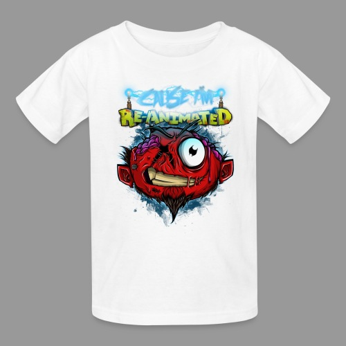 Reanimated Shirt png - Kids' T-Shirt
