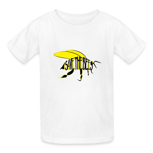 Save the bees - Kids' T-Shirt