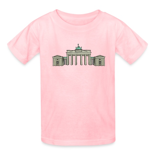 Brandenburg Gate Berlin - Kids' T-Shirt