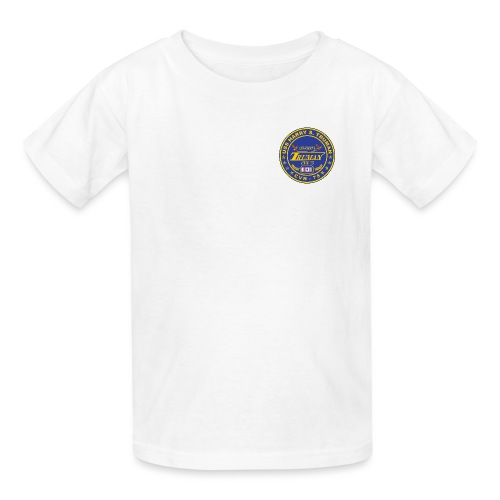 uss_harry_s_truman_svn75_ - Kids' T-Shirt