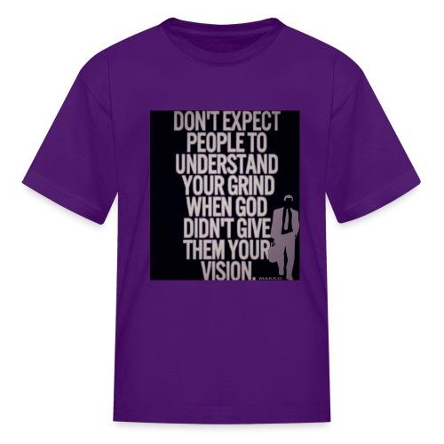 HUSTLE 10 - Kids' T-Shirt