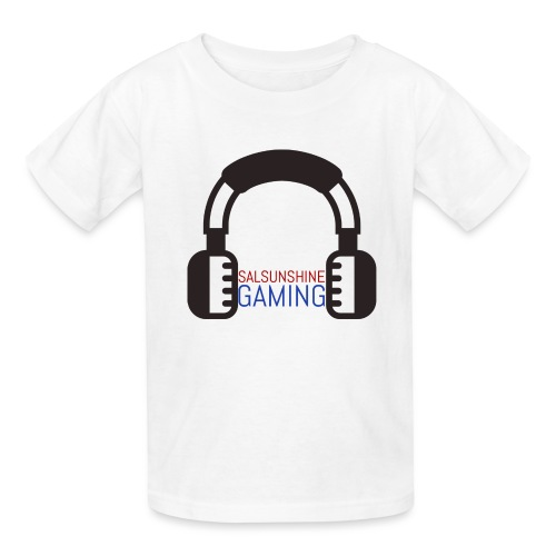 salsunshine gaming logo - Kids' T-Shirt
