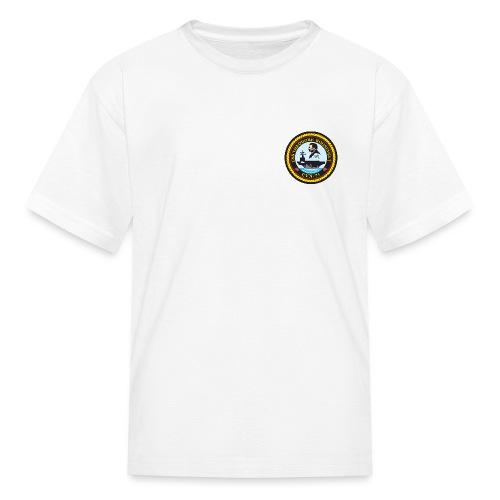 USS TR COA - Kids' T-Shirt