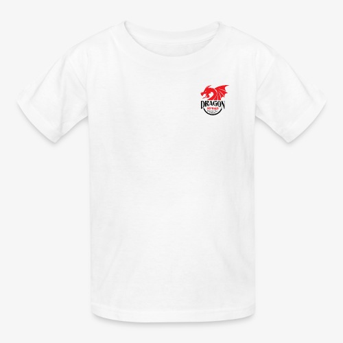 Official Red & Black logo - Kids' T-Shirt