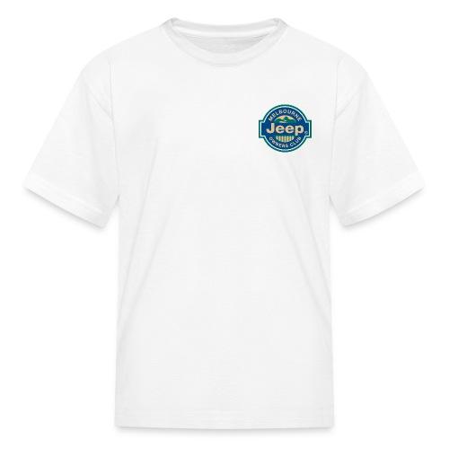 MJOC color logo - Kids' T-Shirt