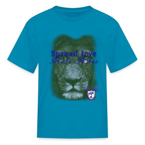 spread love make rukus t - Kids' T-Shirt