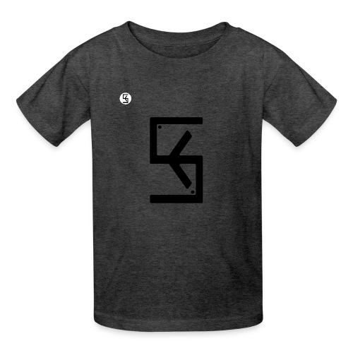 Soft Kore Logo Black - Kids' T-Shirt