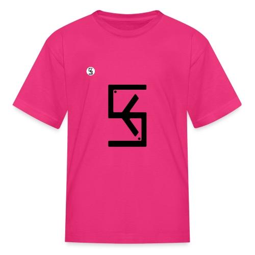 Soft Kore Logo Black - Kids' T-Shirt