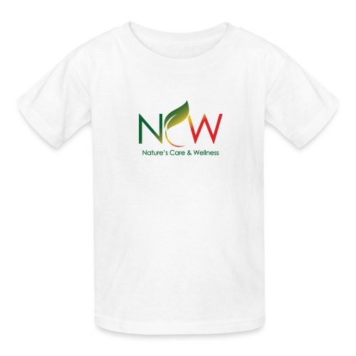 Ncw Big Logo - Kids' T-Shirt