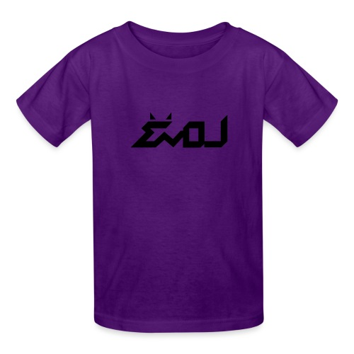 evol logo - Kids' T-Shirt
