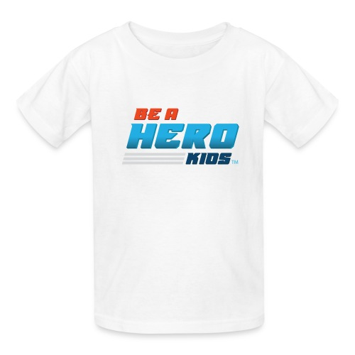 BHK secondary full color stylized TM - Kids' T-Shirt