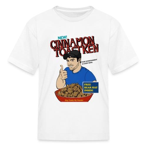 CTK Finished merged layers png - Kids' T-Shirt