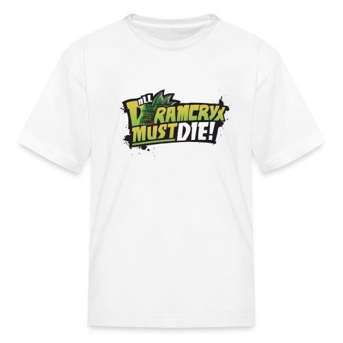 dramcrymustdie tshirts - Kids' T-Shirt