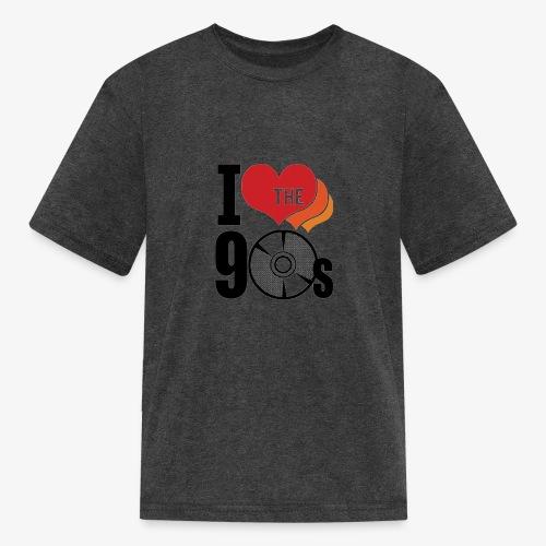 I love the 90s - Kids' T-Shirt