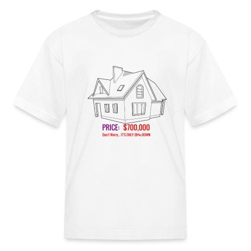 Fannie & Freddie Joke - Kids' T-Shirt
