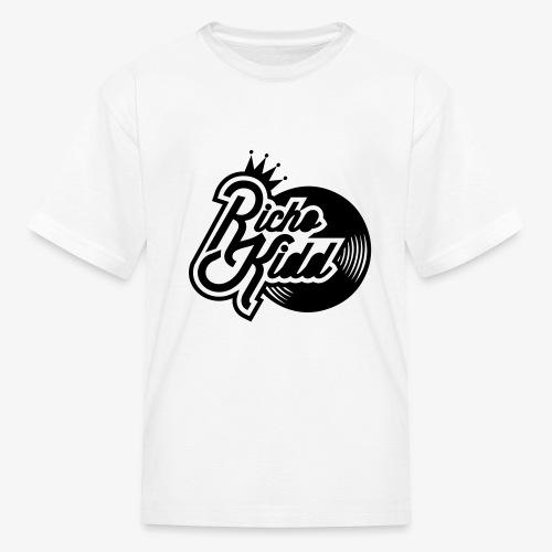 Richo Kid Logo Final - Kids' T-Shirt