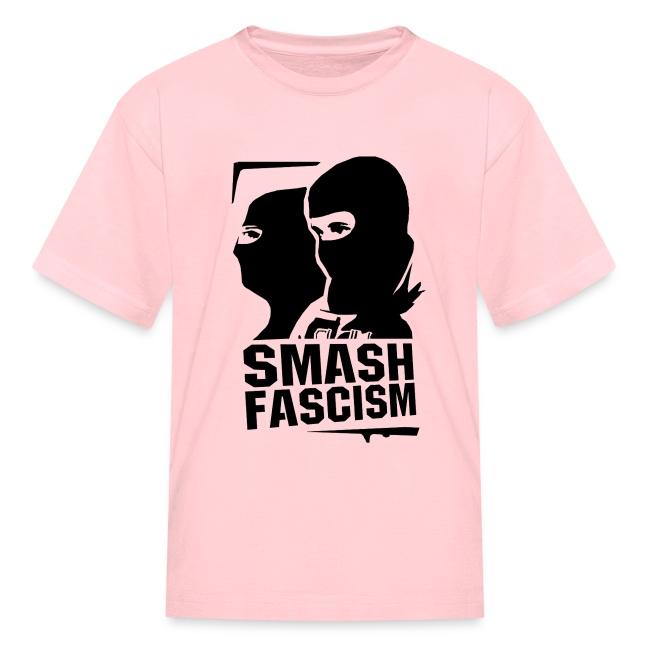 Antifa Smash Fascism