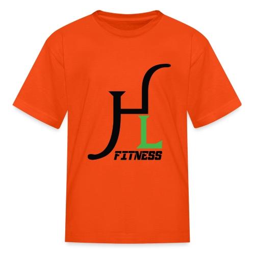 HIIT Life Fitness Logo - Kids' T-Shirt