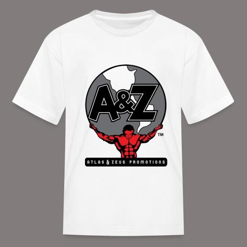 A Z Logo Randy Santel - Kids' T-Shirt