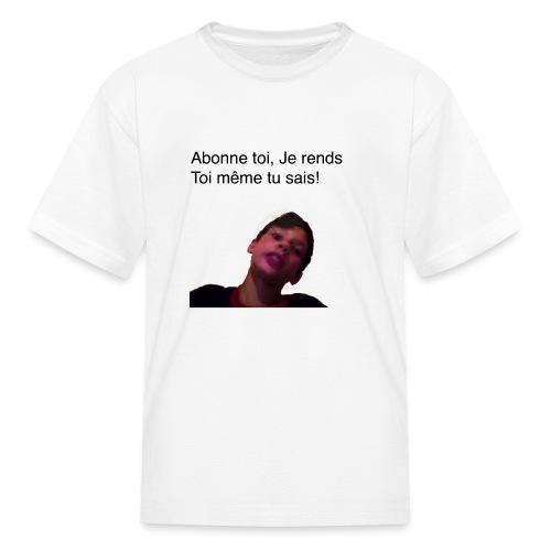 alig6v T-Shirt - Kids' T-Shirt