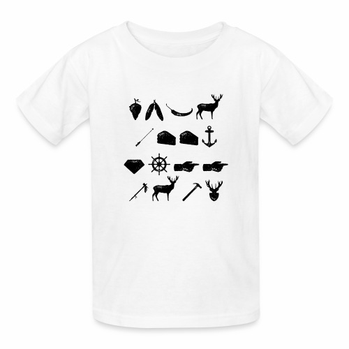 Test Shirt - Kids' T-Shirt