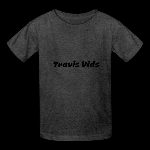 White shirt - Kids' T-Shirt