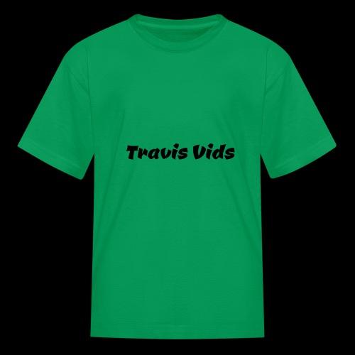 White shirt - Kids' T-Shirt