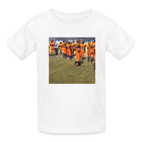 Football team - Kids' T-Shirt