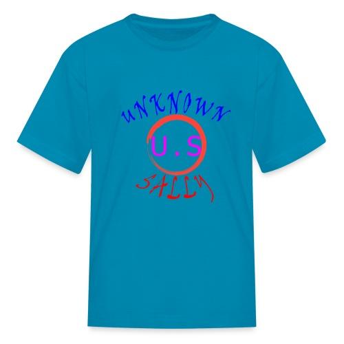 Initial Hoodie - Kids' T-Shirt